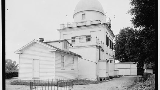 The Farm, Georgetown Observatory, c. 1900-1910.