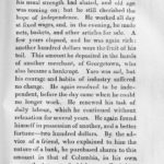 Chorographical and Statistical Description of District of Columbia, Government of the United States, Paris, 1816 description of African American life in the District of Columbia.