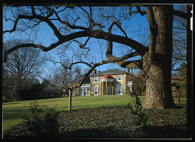 Tudor Place.