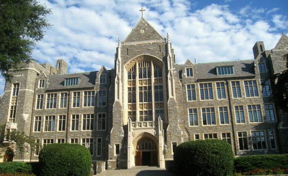 White-Gravenor Hall, Georgetown