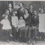 Family Portrait of Rev. D.D. Turpeau