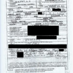 Cecilia Smackum death certificate.